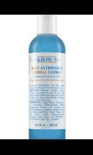 Kiehl's Blue Herbal Astringent Lotion