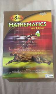 New Syllabus Mathematics 4 (6th Edition)