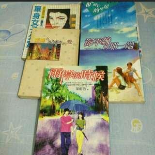Books二手小說