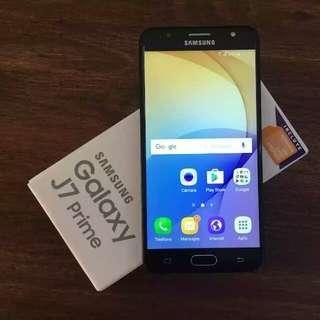 best seller Samsung galaxy j7 prime cash dan credit