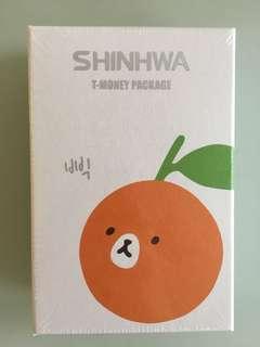 Shinhwa神話Tmoney