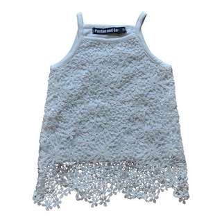 White Lace TOP 5Y
