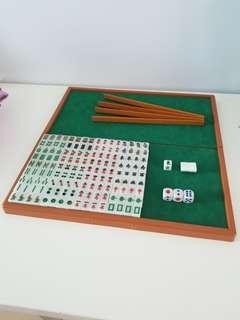 🀄 $80 Mini Mahjong Set Portable 迷你麻雀