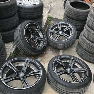 Sport Rim AD Racing original 19 inch