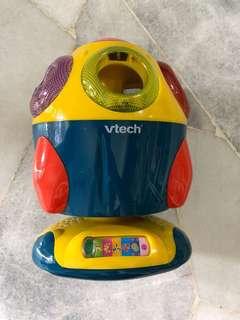 V Tech Shape Sorter Rocket