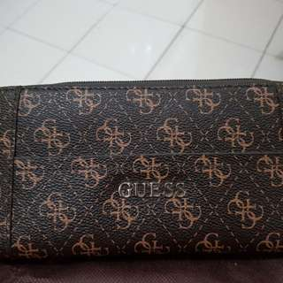 Preloved Guess Wallet