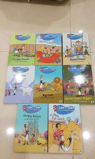 The Cat in the Hat DVD series