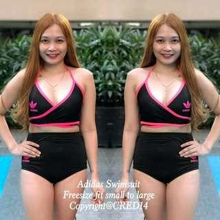 Hi - Waist Swimsuit