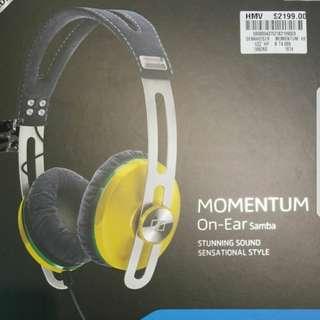 半價賣全新SENNHEISER MOMENTUM ON EAR 100% New