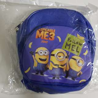 Minions - Despicable ME 3 Backpack