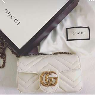 Gucci Marmont mini bag woc