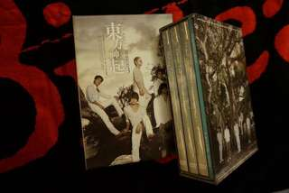 TVXQ All about Season 3 DVD (3 discs + photobook)