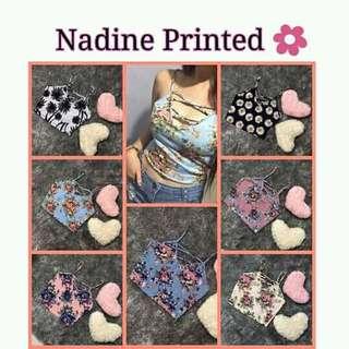 Nadine Croptop