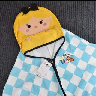 Alice in the Wonderland tSum tsum hooded cape