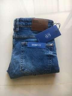 celana zara man jeans original
