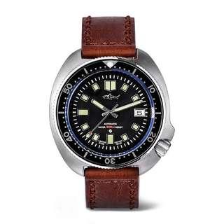 鯊魚 200m 錶