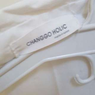 White longsleeves tops