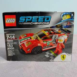 Lego Speed Champ Ferrari Italia 458 GT2