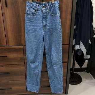 🚚 2ways藍色牛仔褲👖