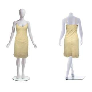COD Preloved Yellow Dress - 100PHP
