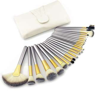 MY BRUSH SET - CRUSHED MOCHA 24 PIECE MAKEUP BRUSH SET