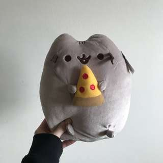Pusheen Pizza Plush!