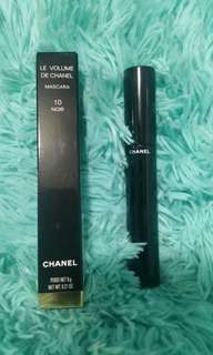 CHANEL le volume máscara 10 Noir