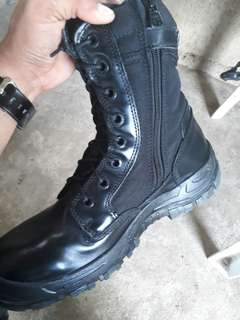 Gibson Tactical Shoes boots 8