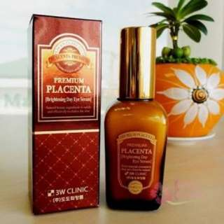 Premium Placenta Brightening Eye Serum