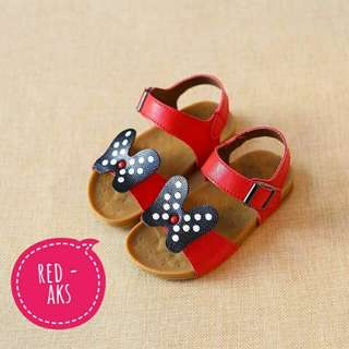 Girls Sandal (free pos)