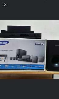🔥Samsung Home Theater 5+1 Speakers