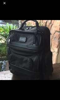 Tumi alpha 2 business class bag