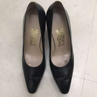 Repriced! Preloved Authentic Ferragamo Shoes
