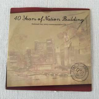 National Day 2005 Commemorative CD