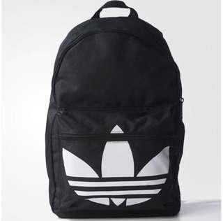 Adidas 三葉草後背包🔆