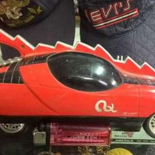 Saban's: Masked Rider - Masked Rider's Talking Car MAGNO (C) BANDAI 95