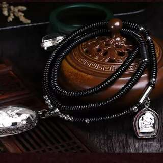 Thai amulet necklace brand new