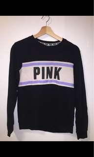 VS Pink Crewneck!!