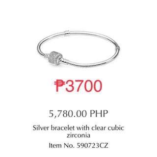 PRE-ORDER: Pandora Sparkling Bracelet