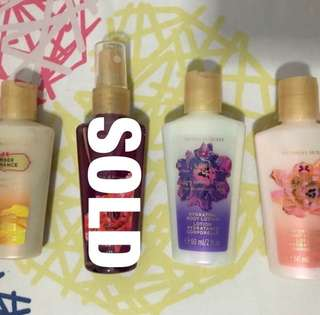 SALE!! Victoria Secret Body Lotion