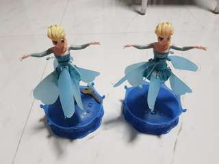 Elsa frozen induction flying remote toy