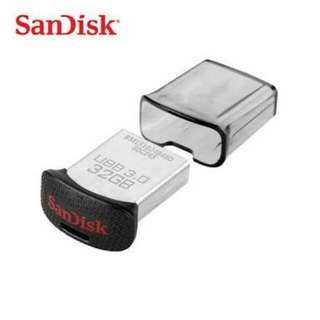Legit Sandisk Ultra Fit 16GB 32GB 64GB 128GB