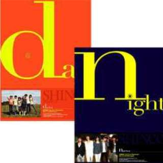 SHINee DAY&NIGHT 韓版寫真