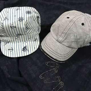 (合售)嬰幼兒帽子