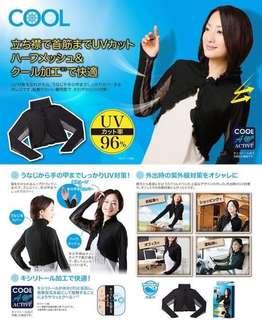 日本🇯🇵「COOL」抗UV+涼感防囇衣