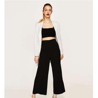 Zara Culottes Trouser