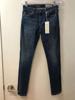 BNWT AG JEANS - size 24 legging ankle