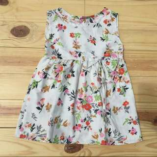 Dress overoll anak victory shabby