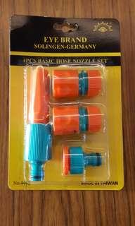 4 Pcs Basic Hose Nozzle Set (GD)