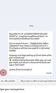 HIGHLY RATED SELLER!!! THANK YOU SO MUCH!😍😘❤